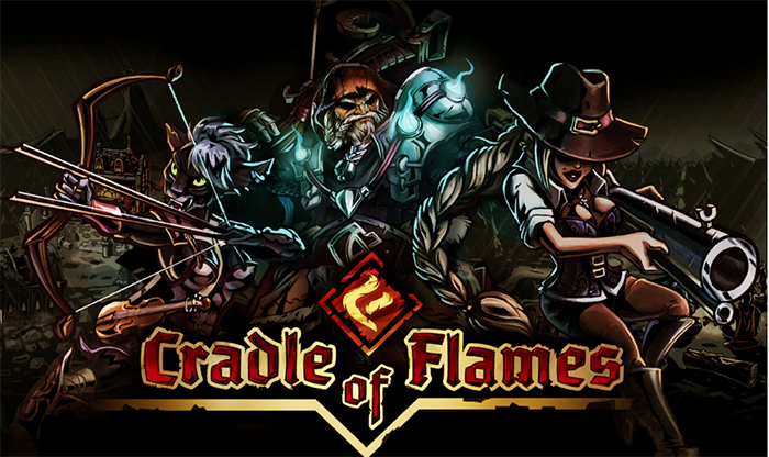 Cradle of Flames